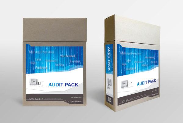 Packaging Design, Ctrl IT