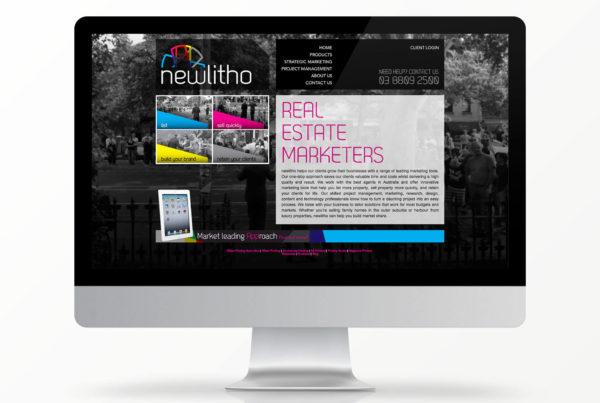 Newlitho Website