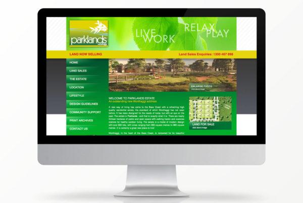 Parklands Website
