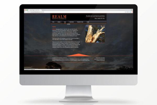 Realm website