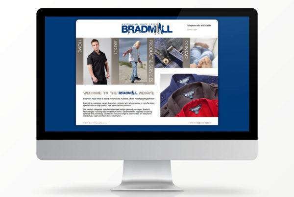 Bradmill website